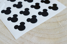 Mickey Mouse Mini Vinyl Seals - Pack of 30