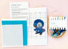 Piplup - DIY Cross Stitch Kit