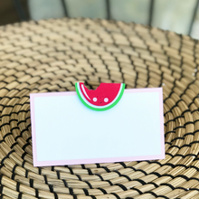Watermelon Placecards - Set of 12