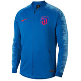 Nike Official 2018-2019 Atletico Madrid Anthem Jacket 920051-468 Nebula Blue