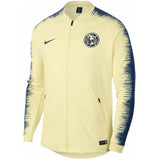 Nike Official 2018-2019 Club America Anthem Jacket 920053-706 Yellow