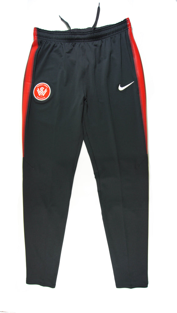 bc4cd367a90a47 NIKE Authentic Western Sydney Wanderers FC Dry Squad Training Pants Home  2017 - 2018
