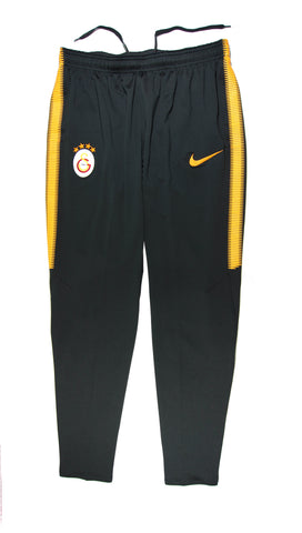NIKE Authentic Galatasaray Dry Squad Training Pants Home 2017 - 2018