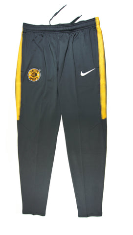 NIKE Authentic Kaizer Chiefs F.C. Dry Squad Training Pants Home 2017 - 2018