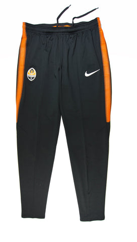 NIKE Authentic FC Shakhtar Donetsk Dry Squad Training Pants Home 2017 - 2018
