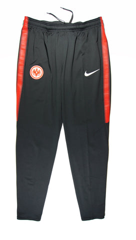 NIKE Authentic Eintracht Frankfurt Dry Squad Training Pants Home 2017 - 2018