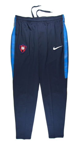 NIKE Authentic Cerro Porteño Dry Squad Training Pants Home 2017 - 2018