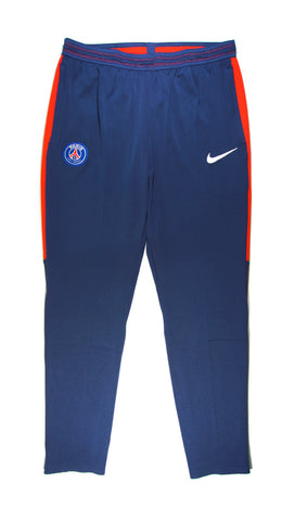 NIKE Authentic Paris Saint Germain Dry Strike Training Pants Home 2016 - 2017