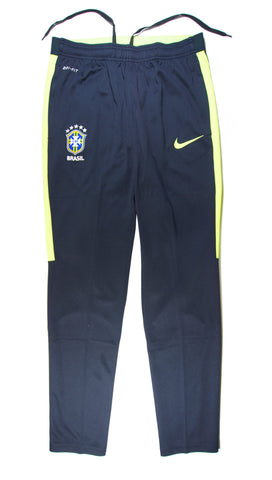NIKE Authentic Brazil Dry Squad Training Pants BLACK