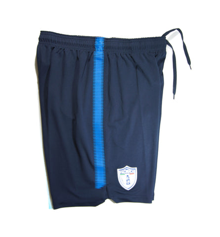 NIKE Authentic C.F. Pachuca Dry Squad Training Shorts 2017 - 2018