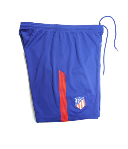 NIKE Authentic Atletico Madrid Home Stadium Shorts 2017 - 2018