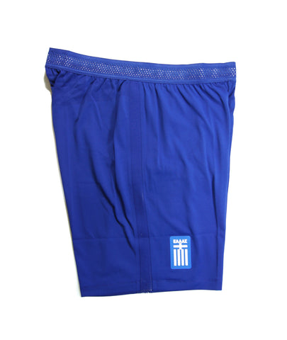NIKE Authentic Greece National Team Football Home Match Shorts