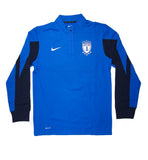 NIKE Official C.F Pachuca Squad Drill Quarter Zip Midlayer Jacket