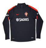 NIKE Official Portugal Sagres Squad Drill Quarter Zip Midlayer Jacket