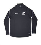 NIKE Official New Zealand National team Squad Drill Quarter Zip Midlayer Jacket