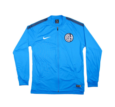NIKE Official San Lorenzo Dry Squad Tracktop Travel Jacket