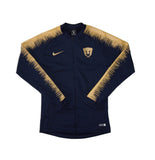 NIKE Official 2018-2019 Pumas UNAM Anthem Jacket 920059-452 Navy