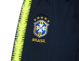 NIKE Official Brazil National Football Team Dry Squad Training Pants 2018