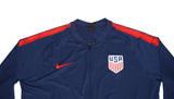 NIKE Official 2018-2019 USA National Team Dry Squad Jacket Navy