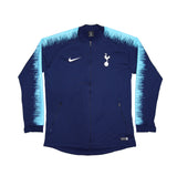 NIKE Official 2018-2019 Tottenham Hotspur Anthem Jacket 920057-429 Navy