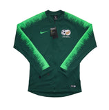 NIKE Official 2018-2019 South African National Team Anthem Jacket 893602-343 Green