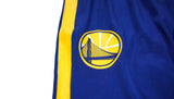 NIKE Official 2017/18 NBA Golden State Warriors Dry Squad Pants 923082-495 Blue