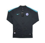 NIKE Official 2017/18 Chelsea FC Dry Squad Jacket 905453-064 Anthracite