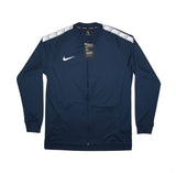 NIKE Official 2017/18 Dry Squad Jacket Knit 859281-454 Navy