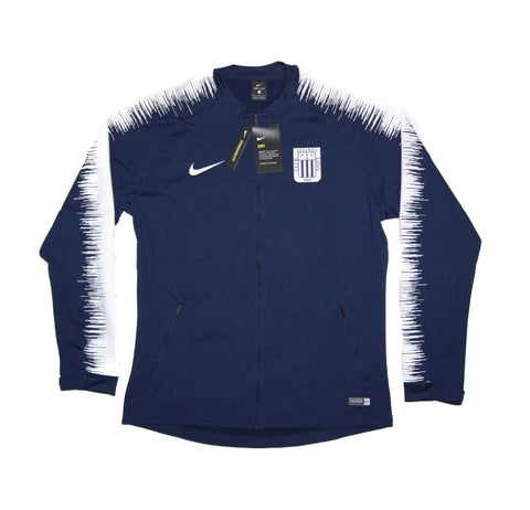 NIKE Official 2018/19 Alianza Lima Anthem Jacket AH9766-410 Navy