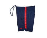 Nike 2018/19 USA Football Dry Squad Training Shorts 893531-410 Navy