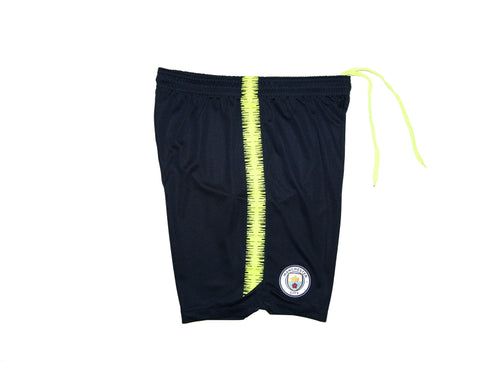 Nike 2018/19 Manchester City Dry Squad Training Shorts 894348-475 Obsidian