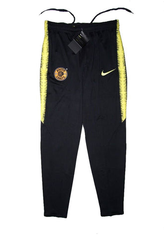 Nike 2018-2019 Kaizer Chief Dry Squad Pants Black 919193-010