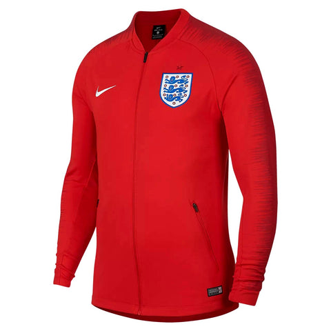 Nike 2018/19 England National Team Anthem Jacket 893588-603 Red