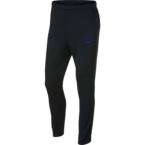 Nike Official 2018/19 England Dry Squad Track Pants 894645-010 Black
