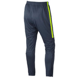 Nike Official 2017/18 Inter Milan Dry Squad Pants 855406-706 Grey/Volt