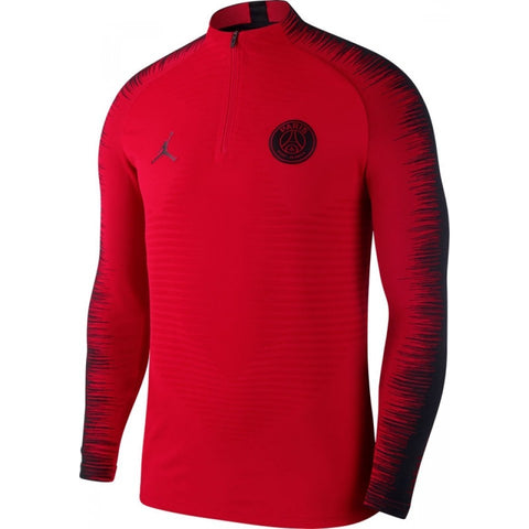 Nike/Jordan Paris Saint Germain PSG VaporKnit Strike Drill Top AQ0966-657 Red