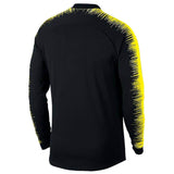 Manchester City Anthem Jacket 894363-010 Black/Yellow