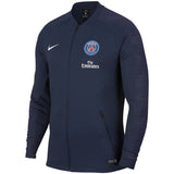 Nike Official 2018-2019 PSG Paris Saint Germain Anthem Jacket 894365-411 Midnight Navy