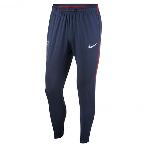 Nike Official 2017/18 PSG Paris Saint Germain Dry Squad Pants 904691-410 Midnight Navy
