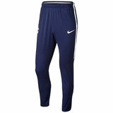 Nike Official 2018/19 Tottenham Hotspurs Dry Squad Pants 919967-429 Binary Blue/White