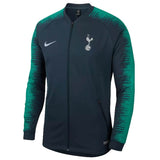 Nike Official 2018-2019 Tottenham Hotspurs Anthem Jacket 920057-458 Neptune Green
