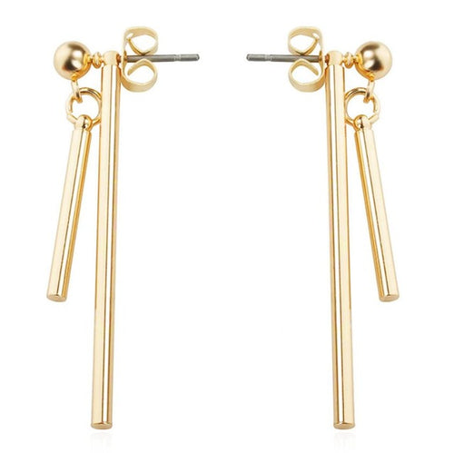 Stylista T-Bar Earrings