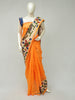 Chanderi Cotton-Silk Kalamkari Design Sarees [D80327392]