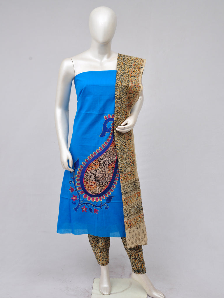 Ladies Dress Material Doll Drop Kalamkari  [D70228024]