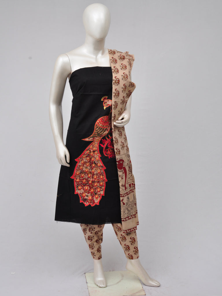 Ladies Dress Material Doll Drop Kalamkari  [D70313003]