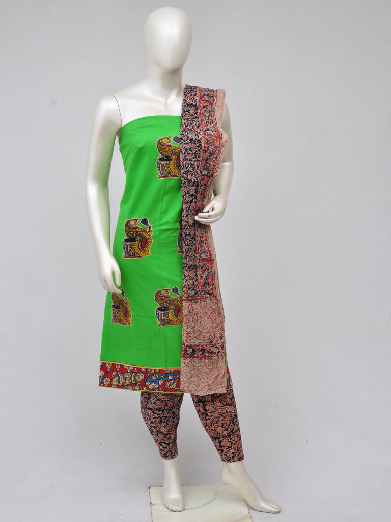 Ladies Dress Material Doll Drop Kalamkari [D70326016]