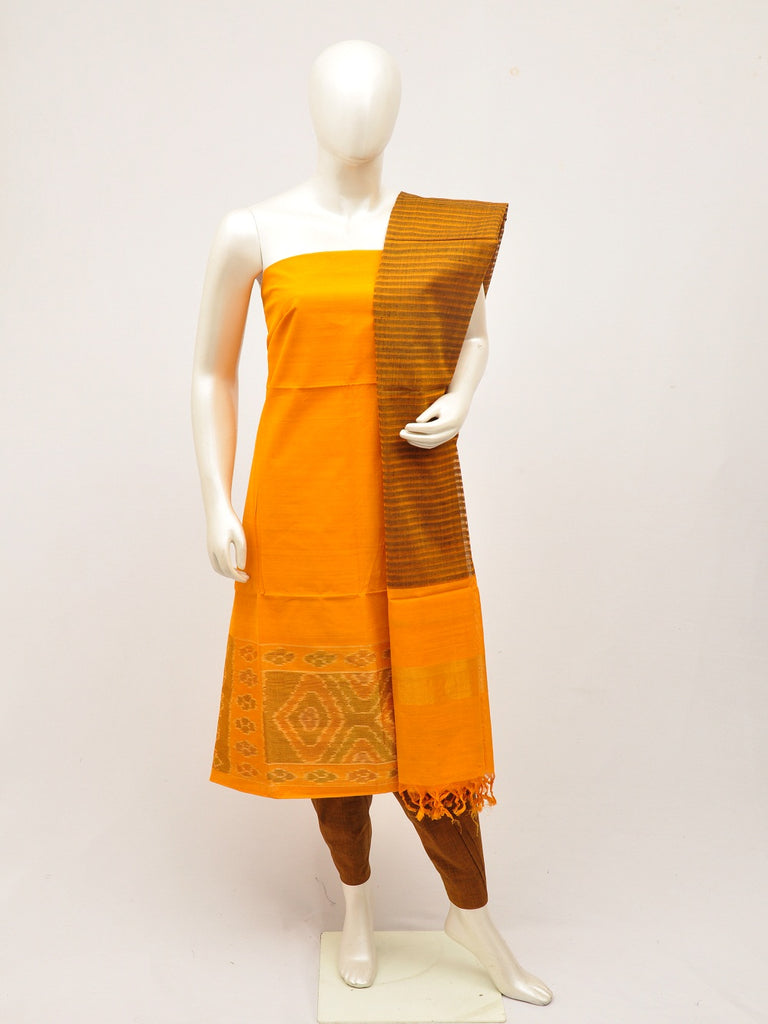 Cotton Woven Designer Dress Material [11633948]