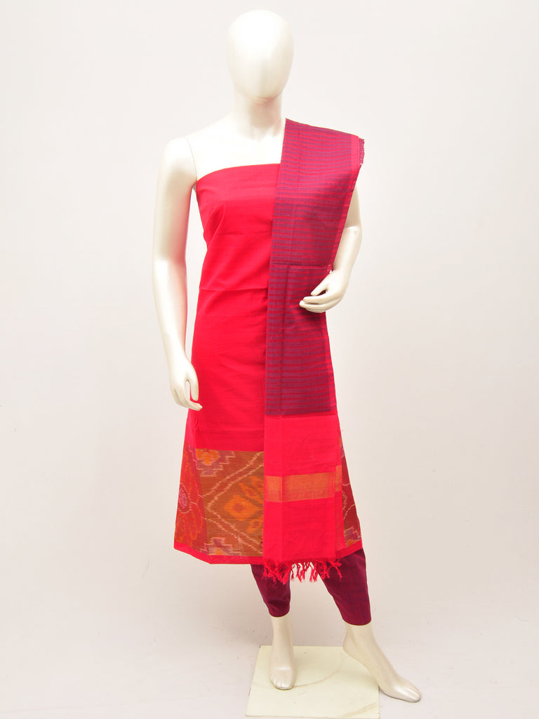Cotton Woven Designer Dress Material [D60609023]
