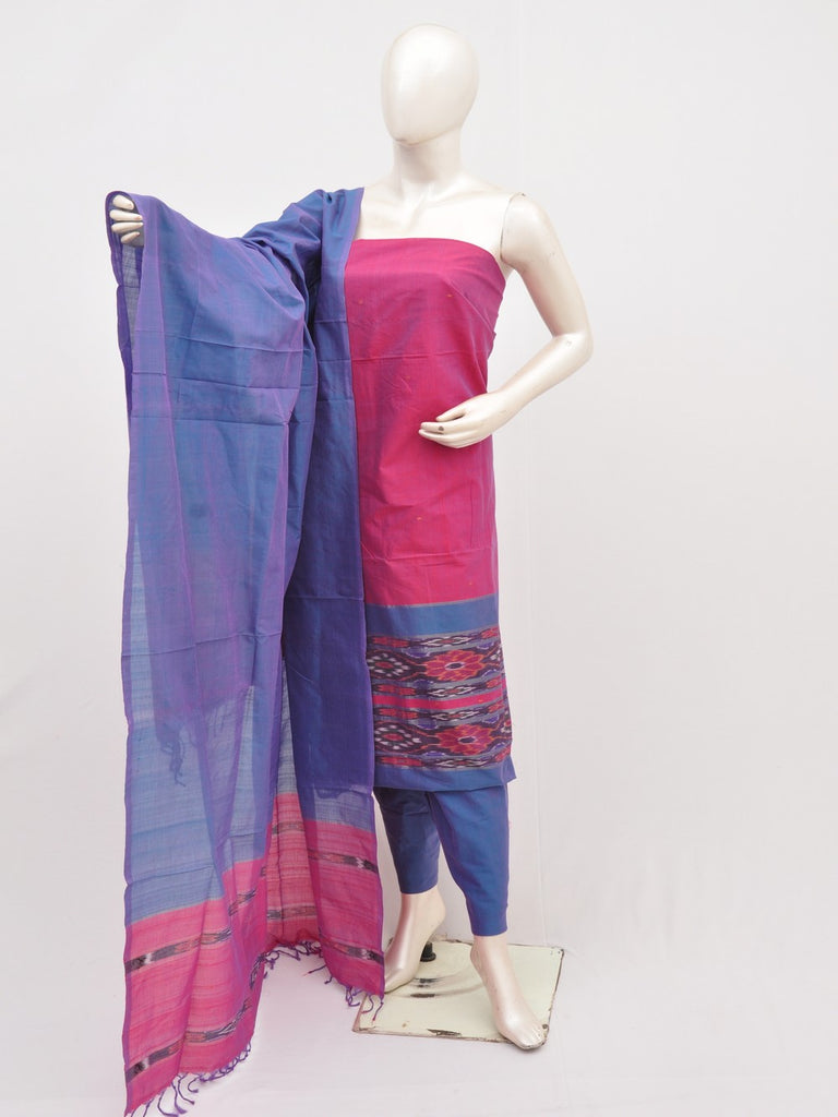 Silk Woven Designer Dress Material  [D00222055]