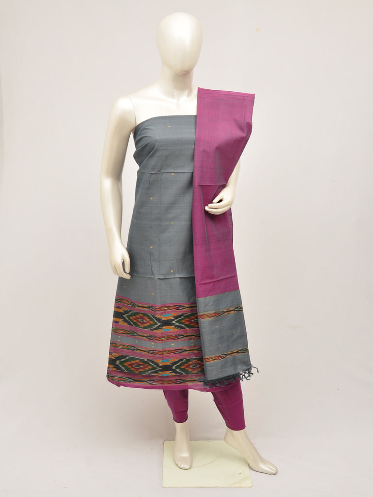 Silk   Woven Designer Dress Material [11633962]